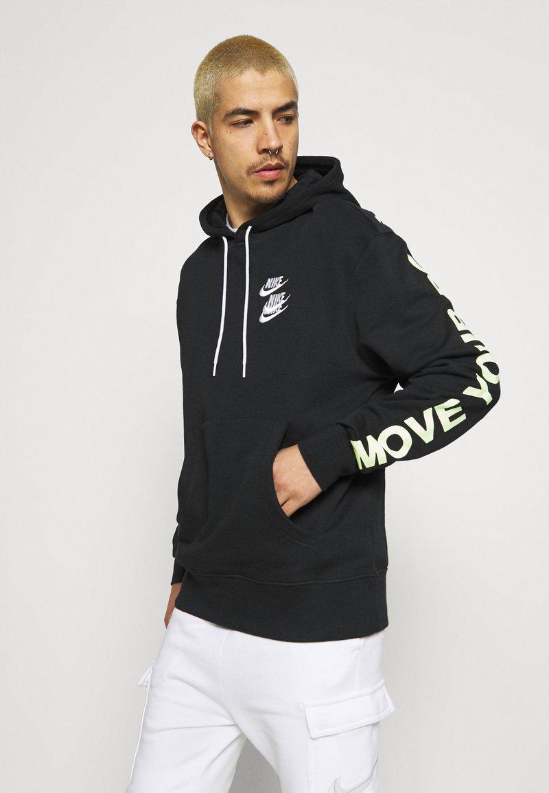 Nike Sportswear - HOODIE - Felpa con cappuccio - black