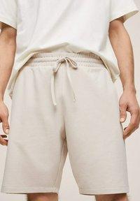 Mango - FUNCHAL - Shorts - open beige - 3