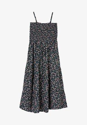 Day dress - navy aop