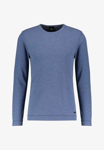 TEMPEST - Long sleeved top - blau