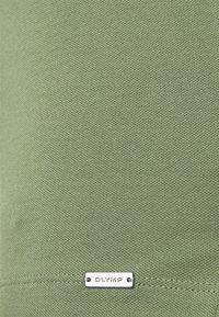 OLYMP - Polo shirt - graugrün - 5