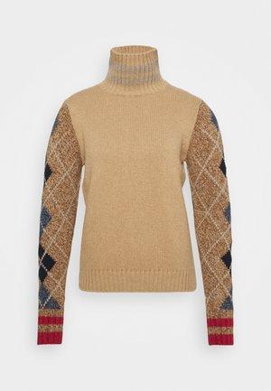 NADIR - Pullover - kamel