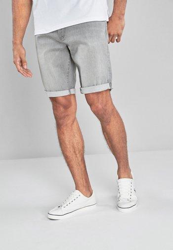 Džínové kraťasy - gray