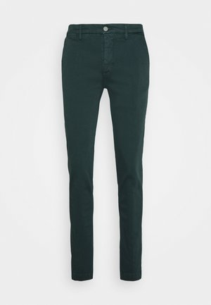 ZEUMAR HYPERFLEX  - Slim fit jeans - dark green