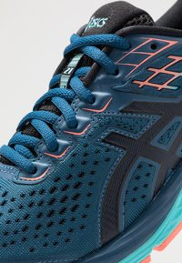 ASICS - GEL-CUMULUS 21 G-TX - Zapatillas de running neutras - mako blue/midnight - 5