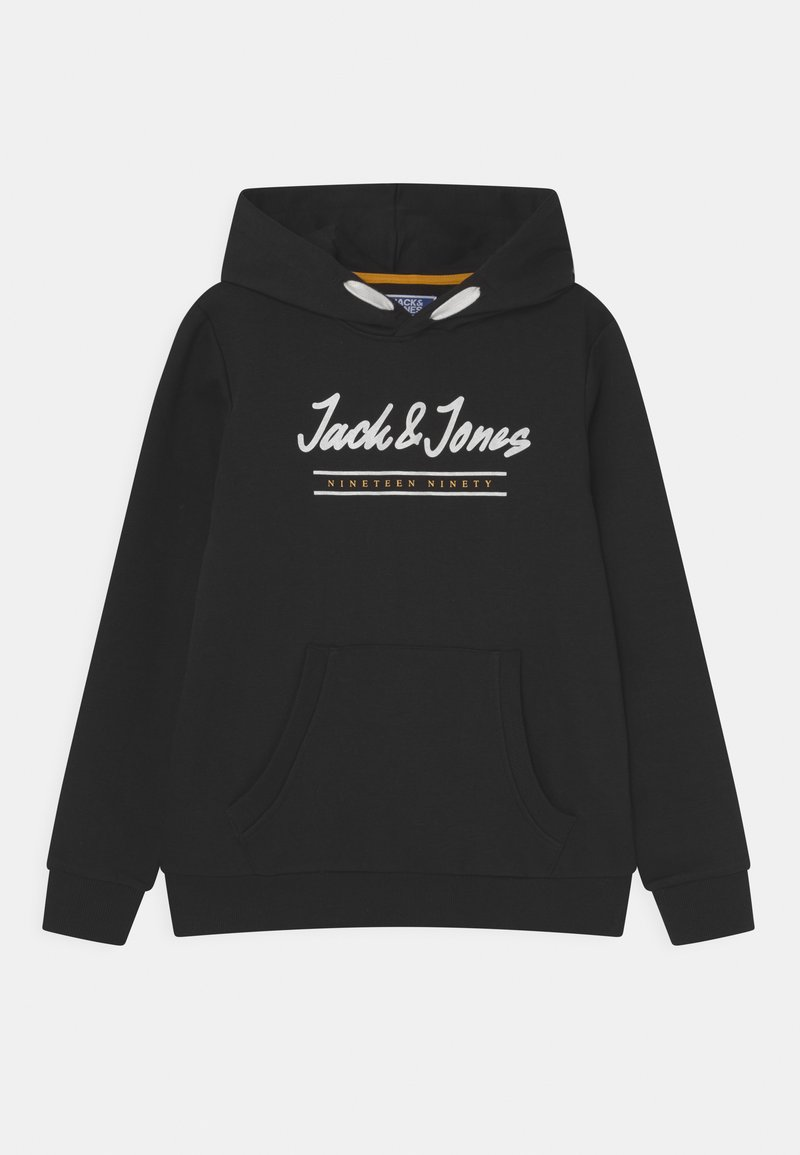 Jack & Jones Junior - JJHERRO HOOD JR - Hoodie - black