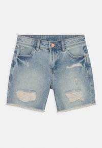 Marks & Spencer London - Denim shorts - blue denim - 0