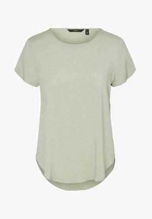 VMBECCA - Basic T-shirt - desert sage
