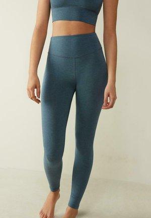 Leggings - blue jeans melange