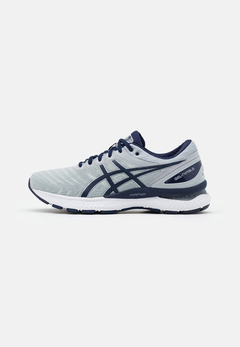 ASICS - GEL NIMBUS 22 - Neutral running shoes - piedmont grey/peacoat
