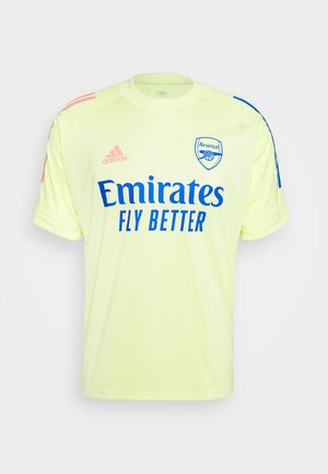 ARSENAL FC AEROREADY SPORTS FOOTBALL - Klubové oblečení - yellow tint