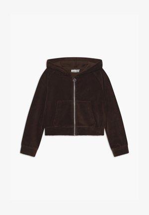 NKFOTHILDE  - Zip-up hoodie - mole