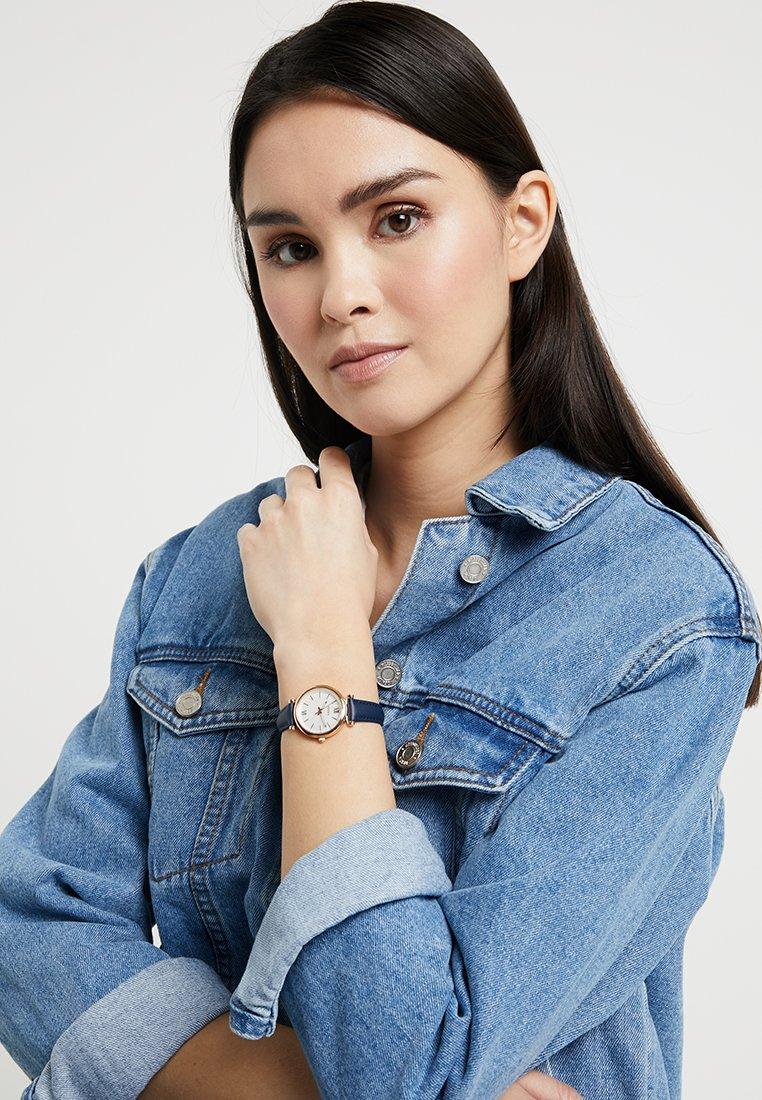 Fossil - CARLIE - Horloge - blau