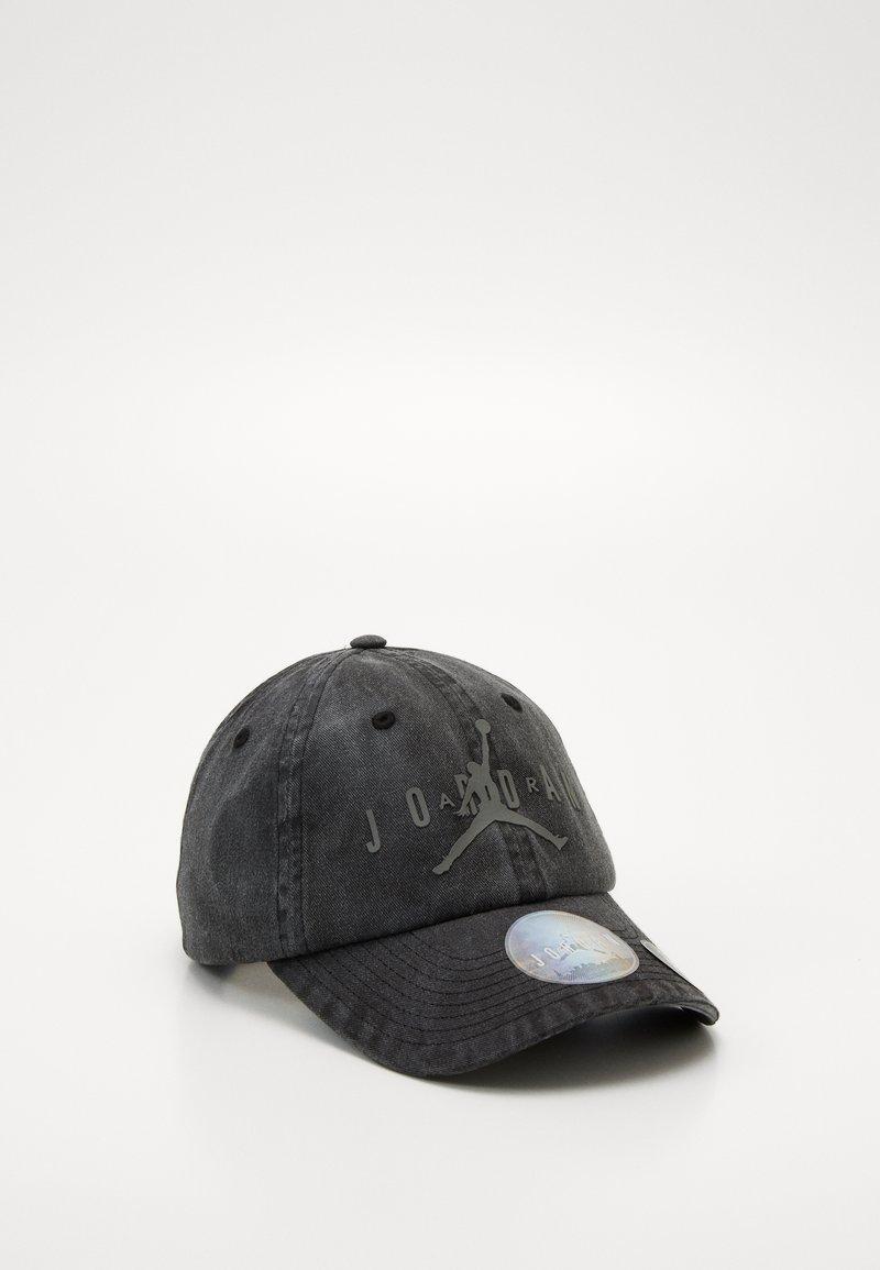 Jordan - CLEAR PATH - Czapka z daszkiem - black