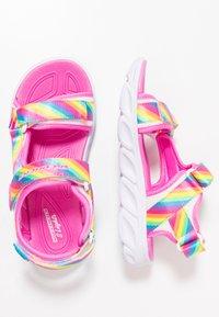 Skechers - STRIPE - Sandals - multicolor - 1