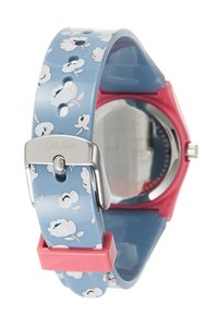 Cath Kidston - KIDS WATCH WASHED DITSY - Hodinky - blue denim - 1