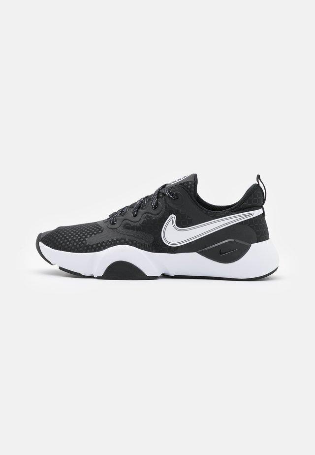 SPEEDREP - Chaussures d'entraînement et de fitness - black/white
