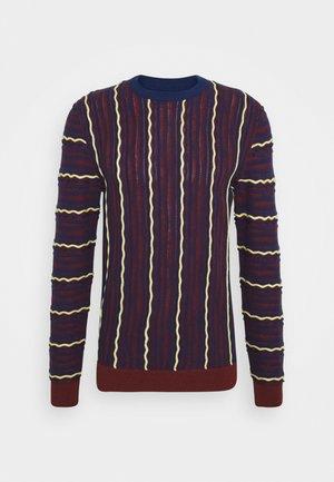 Sweter - multi coloured