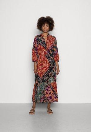 TAGADA - Maxi šaty - bordeaux