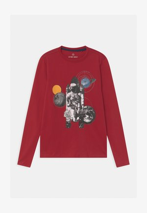 BOYS - Long sleeved top - rio red