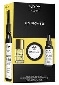 Nyx Professional Makeup - PRO GLOW SET - Makeup set - - - 1