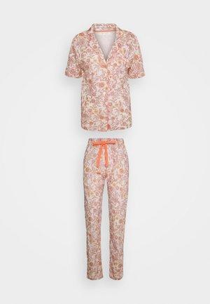 JAIPUR MASCULINE FLOWER  - Pyjama - pink