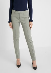 Strenesse - PANTS - Trousers - soft green - 0