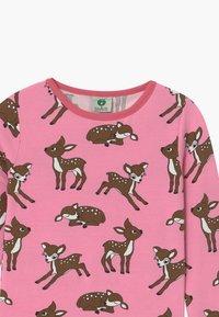 Småfolk - GIRL DEER  - Pyjama set - sea pink - 3