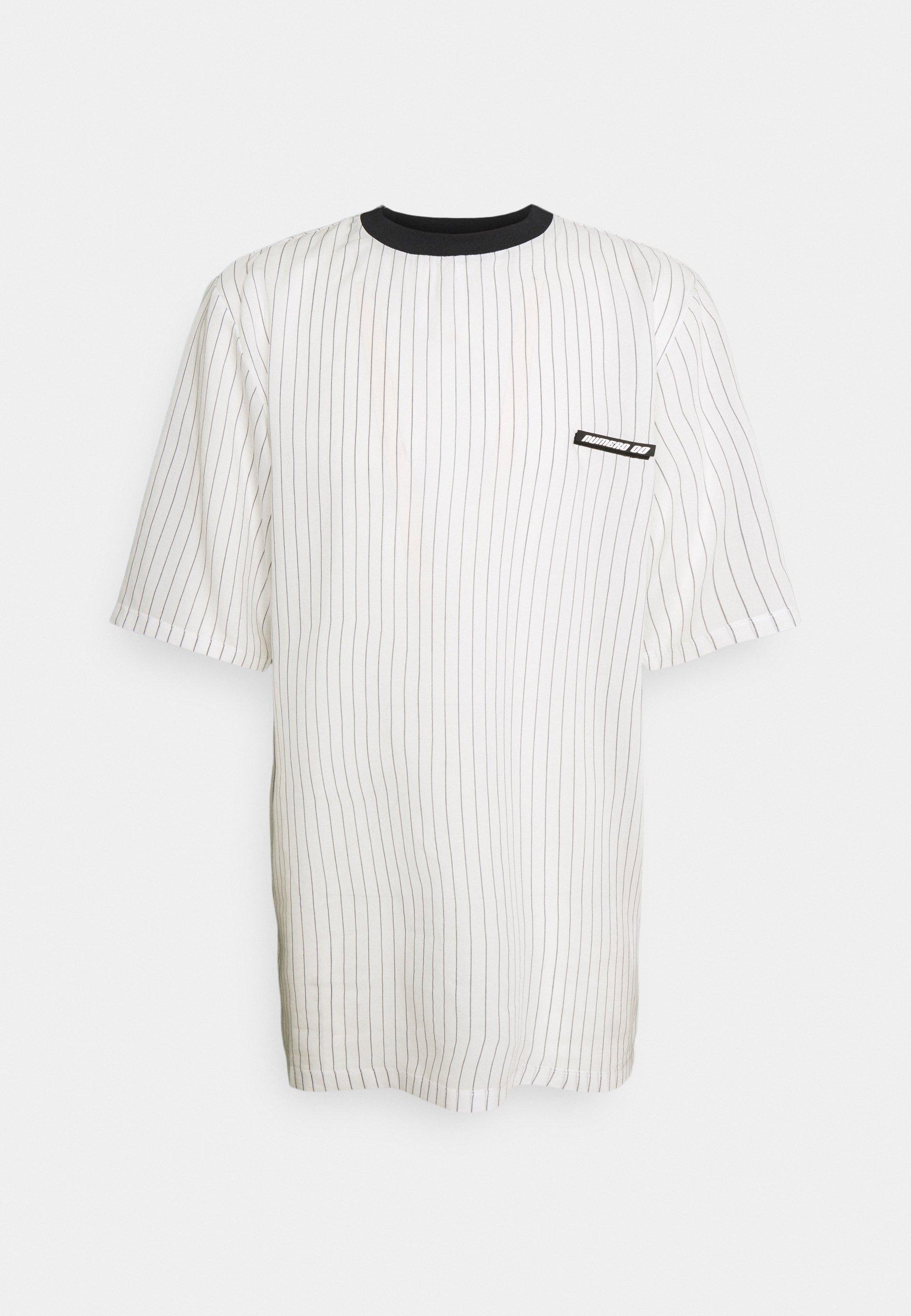 Homme STRIPED TEE - T-shirt imprimé