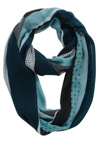 Cecil - BASIC MIT PRINT - Snood - grün - 3