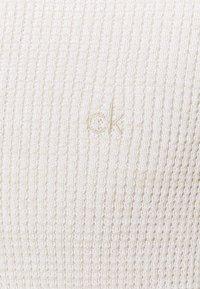 Calvin Klein - TEXTURE  - Jumper - beige - 2
