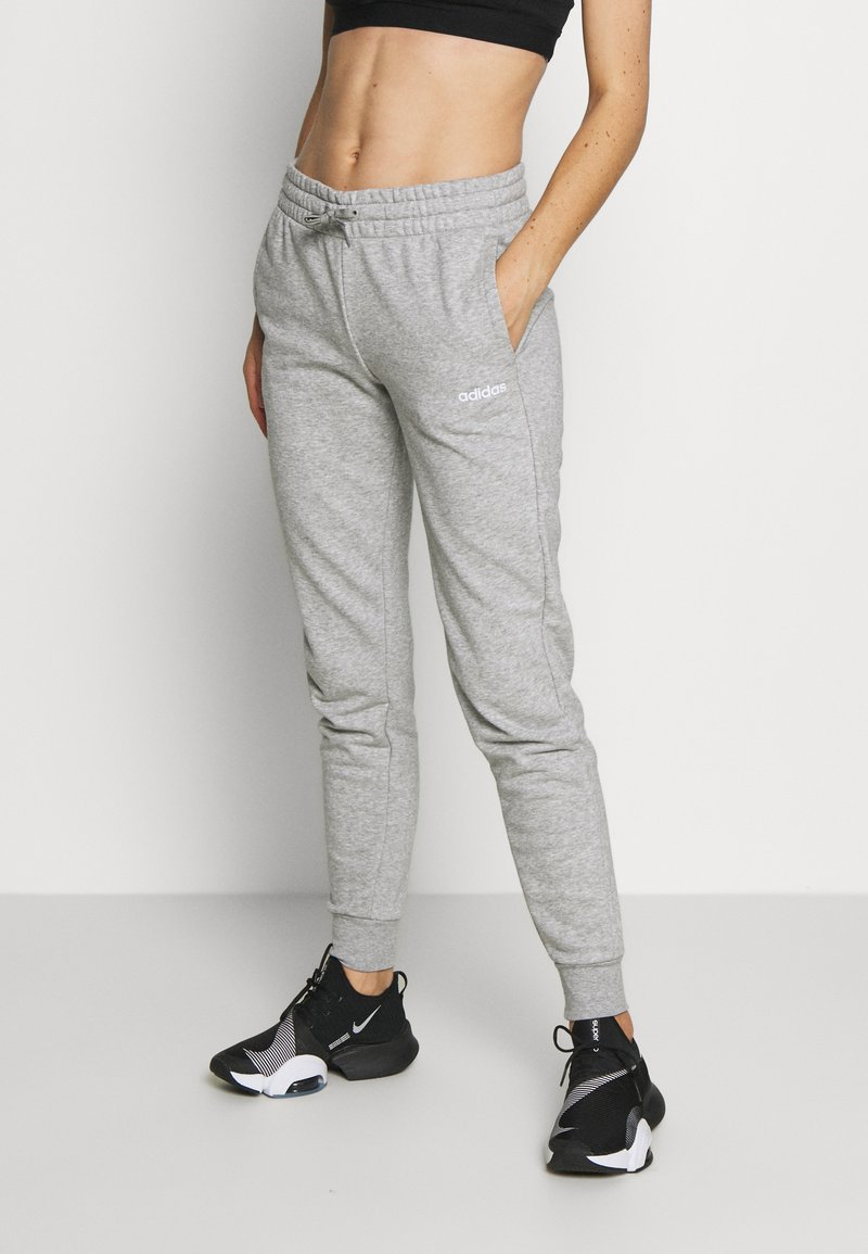 adidas Performance - PANT - Tracksuit bottoms - medium grey heather