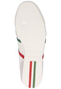 Pantofola d'Oro - FORTEZZA UOMO - Sneakers laag - bright white - 4