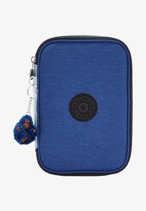 Pencil case - fresh denim block