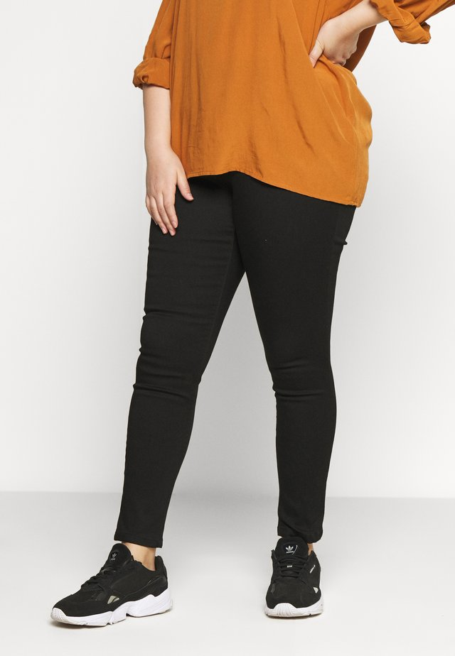 SHAPE AND SCULPT NEW FABRIC - Jeans Skinny Fit - black