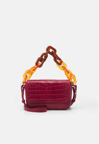 FLAP - Handbag - purple
