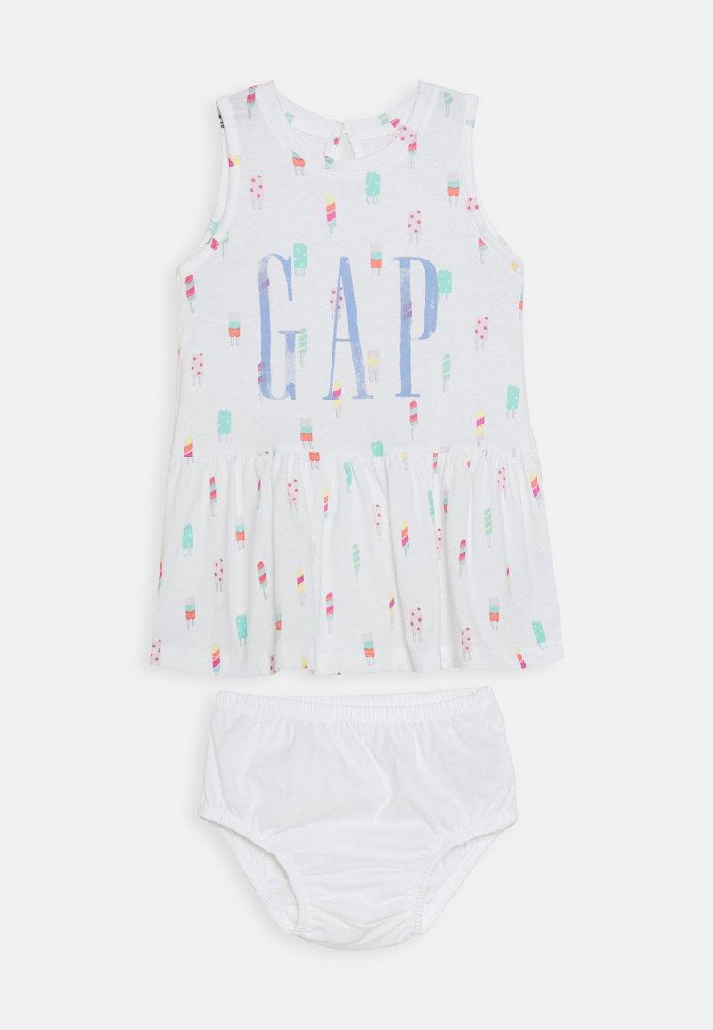 GAP - ARCH - Jersey dress - new off white