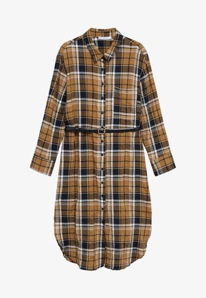 MIA - Shirt dress - karamel