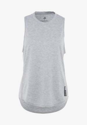 ADAPT TANK  - Camiseta de deporte - medium grey heather