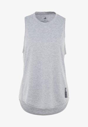 ADAPT TANK  - Sports shirt - medium grey heather