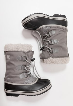 YOOT PAC - Winter boots - quarry/dove