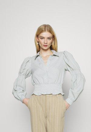 YASGRETA - Blouse - bright white