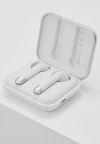 Happy Plugs - AIR 1 TRUE WIRELESS HEADPHONES - Headphones - white - 5