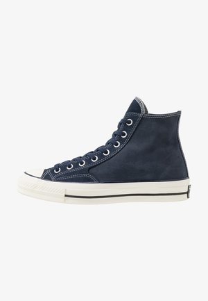 CHUCK TAYLOR ALL STAR 70 - Korkeavartiset tennarit - obsidian/egret/black