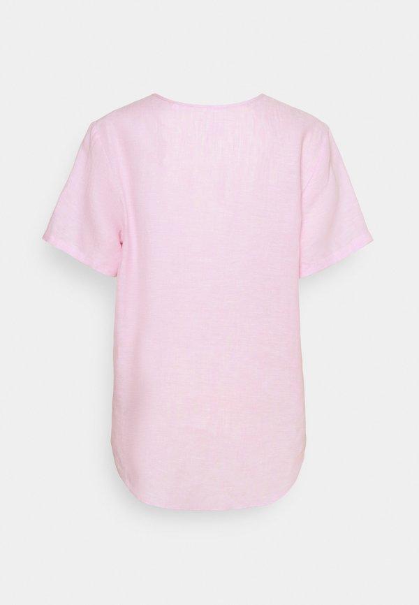 Seidensticker KURZARM - Bluzka - rose/jasnorÓżowy TPRA