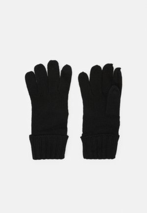 GLOVES UNISEX - Gloves - black