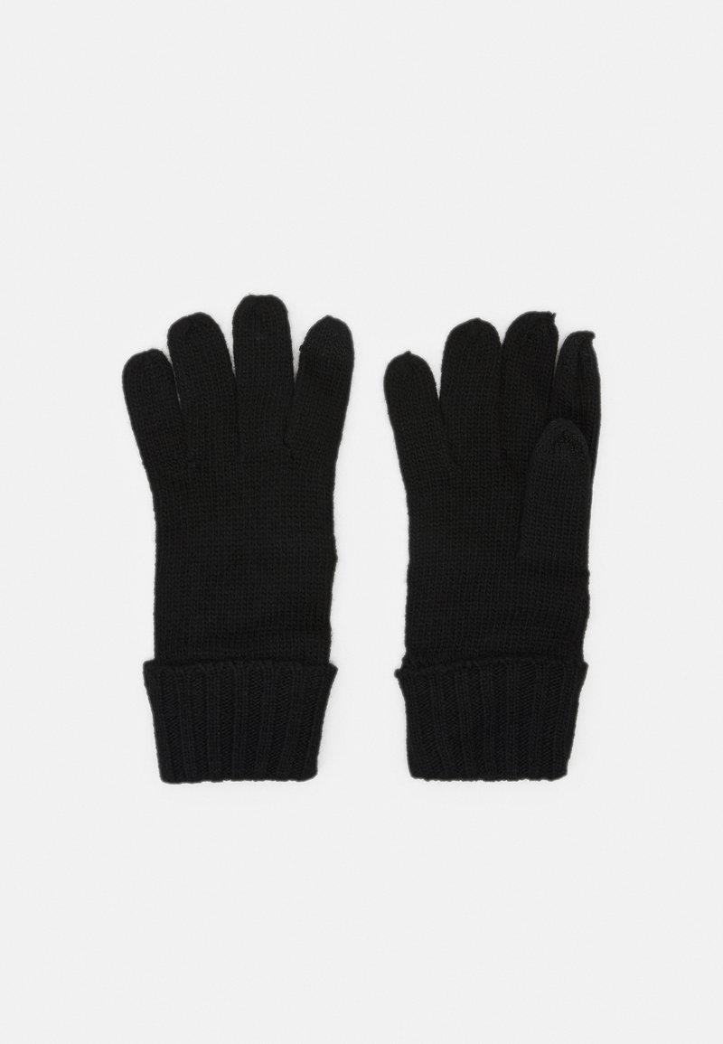 Urban Classics - GLOVES UNISEX - Gloves - black
