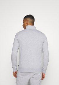 Burton Menswear London - REGULAR FIT 1/2 ZIP SET - Sweatshirt - grey melange - 4