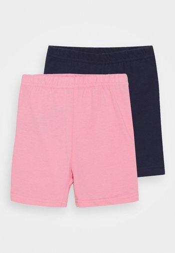 SMALL GIRLS BIKE 2 PACK - Shorts - blau