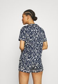 s.Oliver - SHORTY  - Pyjama set - dark blue - 2